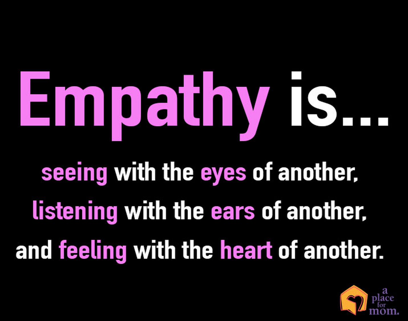 empathy essay introduction Empathy is the art of seeing the world as someone else sees it when you have  empathy, it means you can understand what a person is feeling in a given.